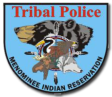 Menominee Tribal Police Patch